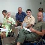 Trening grupa u Primalnom Centru, 2007